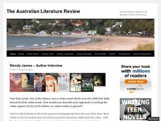 Australian Literature Review