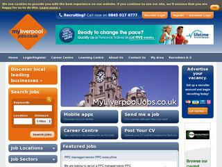 Jobs in Merseyside