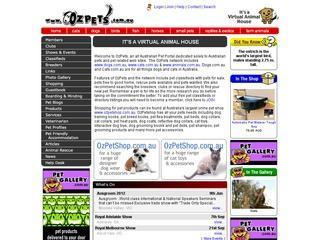 Australian Pet Portal